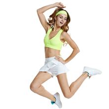 Lefan New Tennis Skirt Suit Loie Cheerleading Aerobics Yoga Female Costume Suit Dance Skirs for Girls with Safety Pants(China)