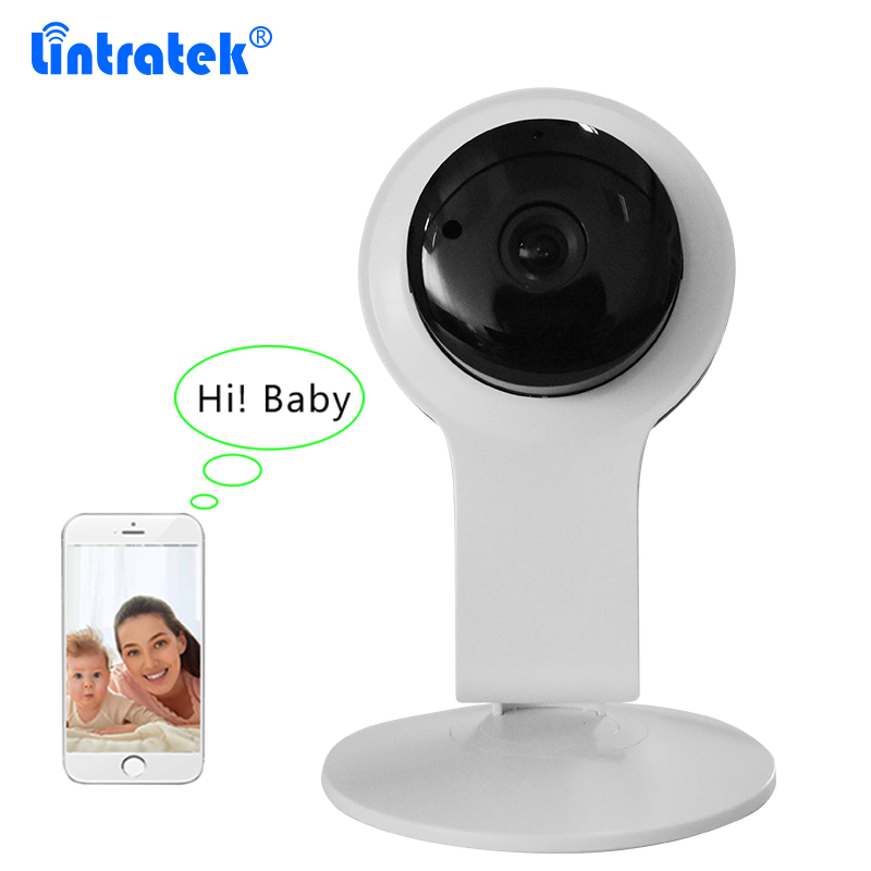 Mini Smart Wireless 720P P2P Camera WiFi IP Security Surveillance Camera for Baby /Elder/ Pet/Nanny Monitor with Night Vision<br>