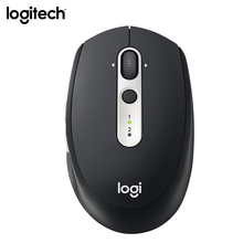 Logitech M585 Wireless Bluetooth Mouse 1000dpi Multi-Device with FLOW cross-computer control and file sharing Mouse for PC Mac(China)