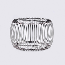 Goolee Fashion Stainless Steel Round Side Table For Decoration(China)