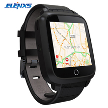 U11S 3G 4.0 Bluetooth Smart Watch for Mobile Phone Heart Rate Monitor GPS Wifi 1G+8GB For Andriod 5.1(China)