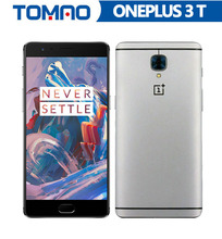 "One plus 3 Oneplus 3T A3010 LTE 4G Mobile Phone Snapdragon 821 5.5"" Android 6.0 6G RAM 64/128G ROM 16MP Fingerprint ID NFC(China)"