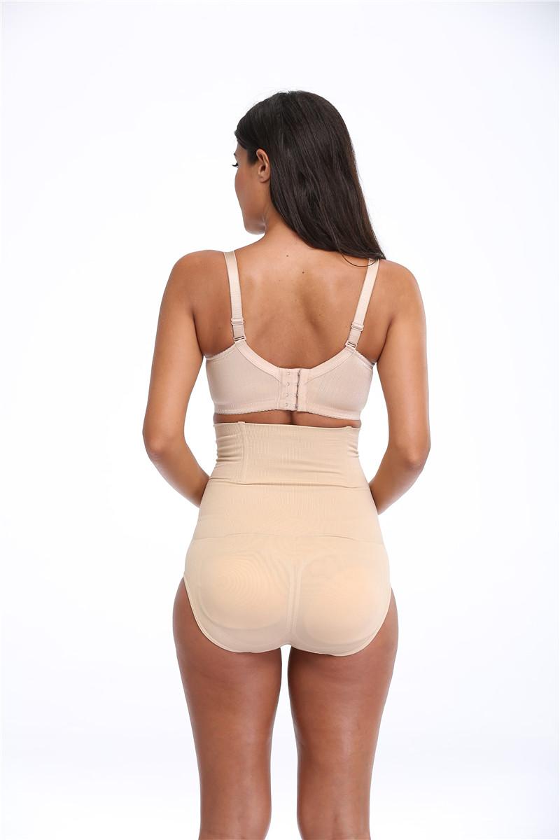 NINGMI Women Paded Hip Enhancer Butt Lifter Waist Trainer Shapewear Wedding Body Modeling Tummy Control Panties Slimming Shaper 12