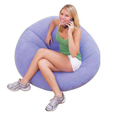 4025 Lazy sofa cute inflatable cr indoor outdoor creative bean bag FREE SHIPPING(China)