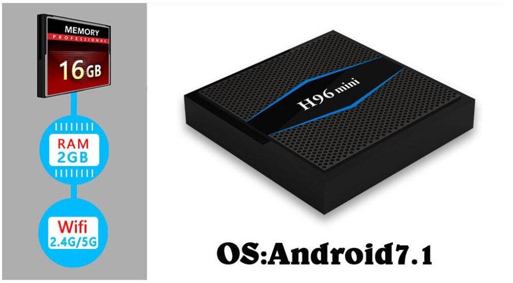 H96 mini S905W Android tv box (2)