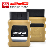 New arrvial AdblueOBD2 Trucks Adblue Emulator for VOLVO Adblue/for DEF Nox Emulator via OBD2 Adblue OBD2 for VOLVO(China)