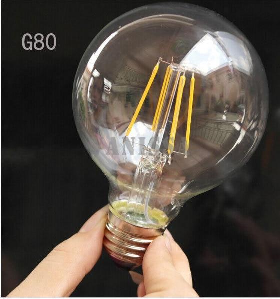 Antique Retro Vintage bombillas led e27 LED edison...