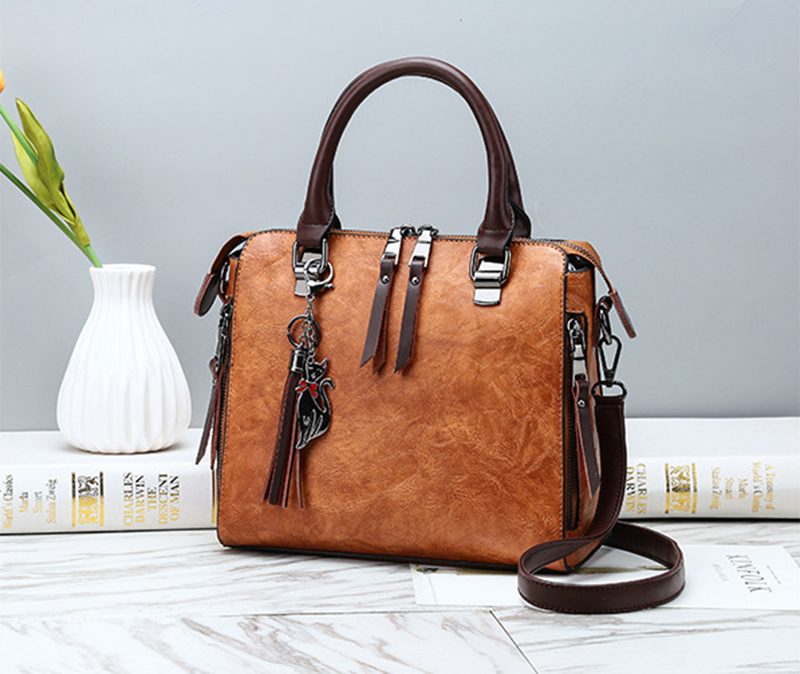 pure leather bag 3