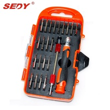 23 PC Precision Torx Flat Hex Philips Screwdriver Bits Set Laptop MAC Mobile NEW - SEDY Official Store store