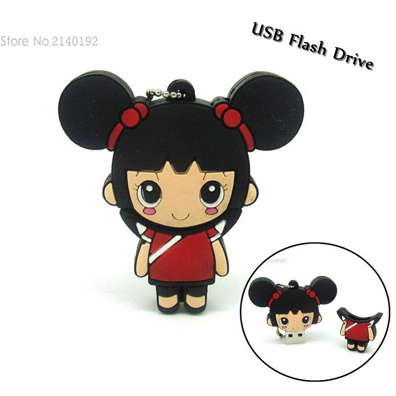 Bruce Lee USB Stick 16GB Kung Fu Star Quality Product USB Flash Drives