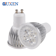 10PCS Led Lamp Dimmable GU10 led light 3W 4W 5W 6W 8W 9W 10W 12W 110V-240V Led Spotlight led bulb free shipping