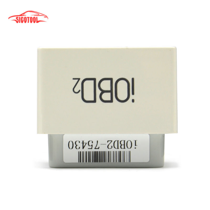 Hot selling XTOOL IOBD2 Bluetooth OBD2/EOBD Auto Code Reader Scanner For IOS &amp; Android Car Diagnostic Tool<br><br>Aliexpress
