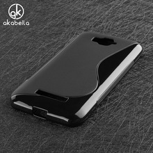 AKABEILA Phone Case For Alcatel One Touch Pop C7 Dual SIM 7040D 7041D 7040E 5.0 inch Cell Phone Shell Bags Silicon(China)