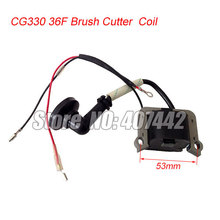 brush cutter spare parts cg330 bg330 36F brush cutter ignition coil 53mm(China)