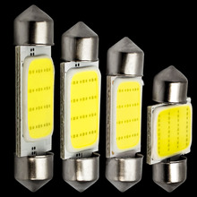 High Quality 31mm 36mm 39mm 41mm C3W C5W C10W Super COB LED Car Festoon Light Auto Housing Interior Dome lamp Reading Bulb White(China)