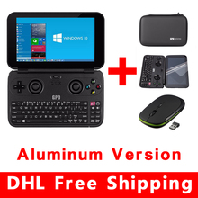 Original Aluminium Shell GPD Win Gamepad Tablet PC Handheld Game Console X7 Z8750 Windows Bluetooth 4GB/64GB Gamepad Game Player(China)
