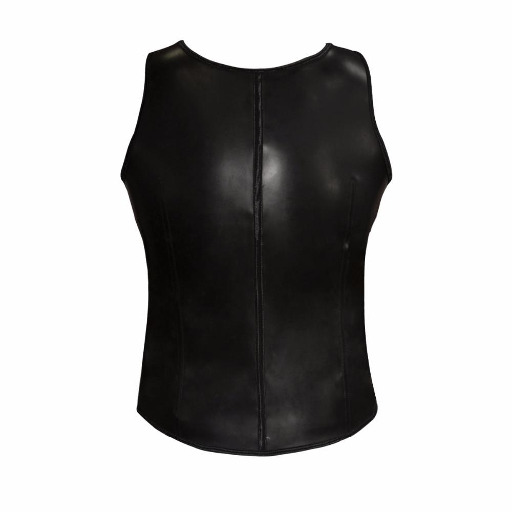 Tightening Steel Bone Latex Waist Trainer Hot Fat Burning And Control Slimming Fit Vest Body Shaper 3 Hooks Underwear Corset (10)