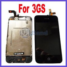 Quality Guaranteed LCD Display Screen +Touch Screen Dgitizer For iPhone 3Gs DHL Free Shipping