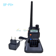 2Pcs BAOFENG BF-F8+ two way radio Dual Band VHF UHF 5W 136-174MHz&400-520MHz Walkie Talkie Ham handheld Radio Transceivers fm