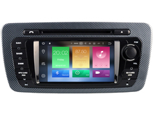 Octa(8)-Core Android 6.0 CAR DVD player FOR SEAT IBIZA 2009-2013 car audio gps stereo head unit Multimedia navigation(China)