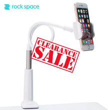 ROCKSPACE Universal Phone Holder for iPhone Xiaomi Samsung Mount Car Stand Desktop Stand Long Arm Bed Office Kitchen