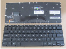 US Keyboard FOR DELL XPS 12 13 XPS 13D 13R L321X L322X 0MH2X1 L221 L321 L322 XPS13R XPS13D  English  laptop keyboard Backlight