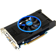 Yeston ExSpeed R7750 1G DDR5 graphics card for desktop HD7750 video card 128bit HDMI+VGA+DVI support 4K output 2 years warranty