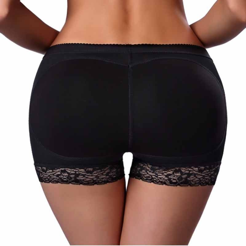 Women butt lifter Pant shapewear butt enhancer hot body shapers slimming underwear Body shaper tummy control panties 4