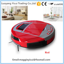 Intelligent robot floor sweeper for home using