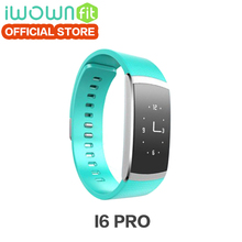Buy I6 PRO IWOWNFIT Heart Rate Monitor IP67 IWOWN Smart Wristband Waterproof Smart Bracelet Fitness Tracker support Andriod IOS for $26.80 in AliExpress store