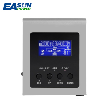 EASUN POWER Remote Control Display LCD Controller Panel For Off Grid Solar Inverter ISolar SP SM SM Plus Pure Sine Wave Inverter