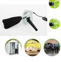 6 adjustable wind Electric Hand Operated Blower for Cleaning computer blower computer Vacuum cleaner Suck dust Blow dust(China)