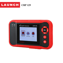Launch X431 OBD2 Scanner crp 129 Vehicle Code Reader Auto Scan Tool for ENG/AT/ABS/SRS/EPB/SAS/Oil Service Light Resets