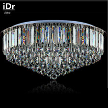 Contemporary crystal lights bedroom lighting living room ceiling lamp led crystal ornaments Luxury lampquality guarantee(China)