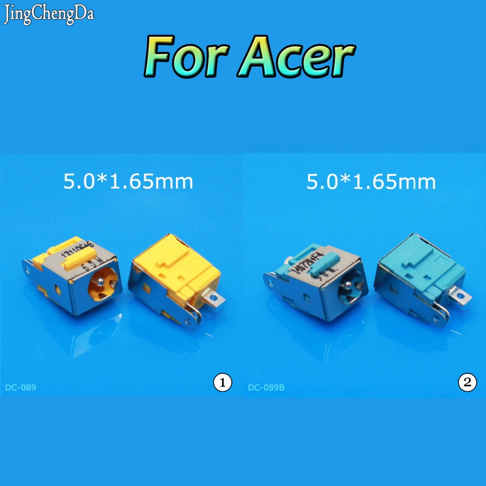 Cable Length: Buy 2 Pieces Computer Cables New for Acer Aspire 4230 4630 4330 4730 7520 5670 5235 5335 4310 DC Jack Power Socker Charging Connector Plug Port