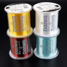 Promotion!High Quality 4 colors Super Strong Japan Monofilament Nylon Fishing Line Fishing Tackle Accessories Free shipping(China)