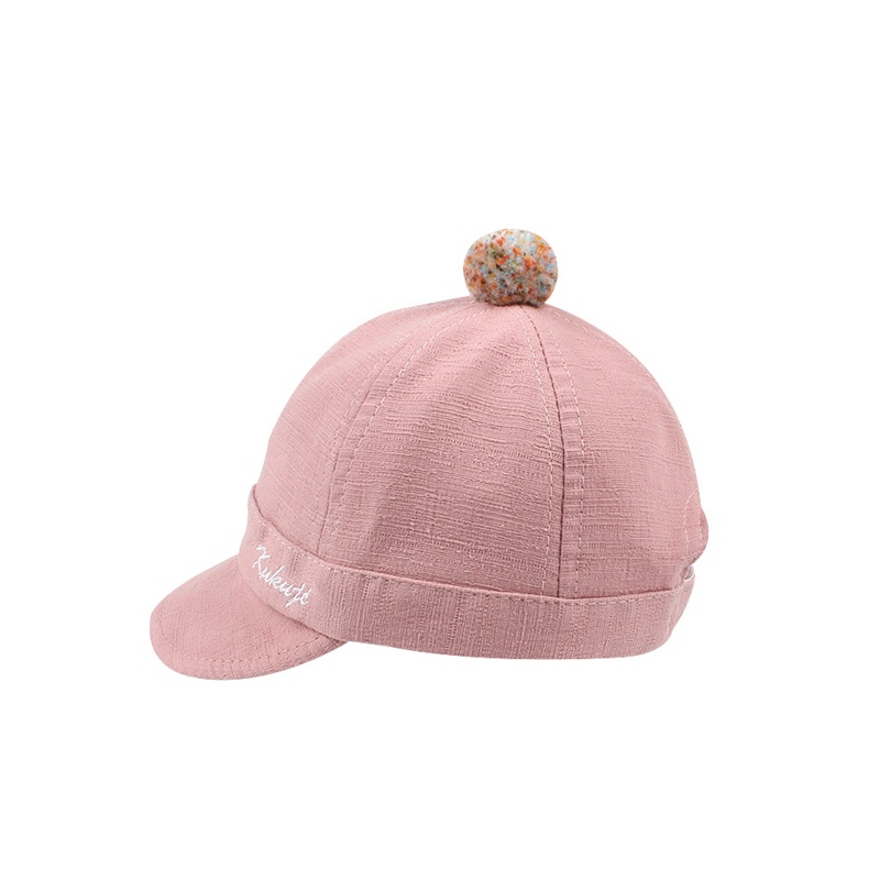 Casual Cotton Baby Caps Infant Toddler Baby Baseball Caps Fashion Boys Sun Caps Cute Girls Hat Autumn 6-24M Baby Boys Clothing (9)