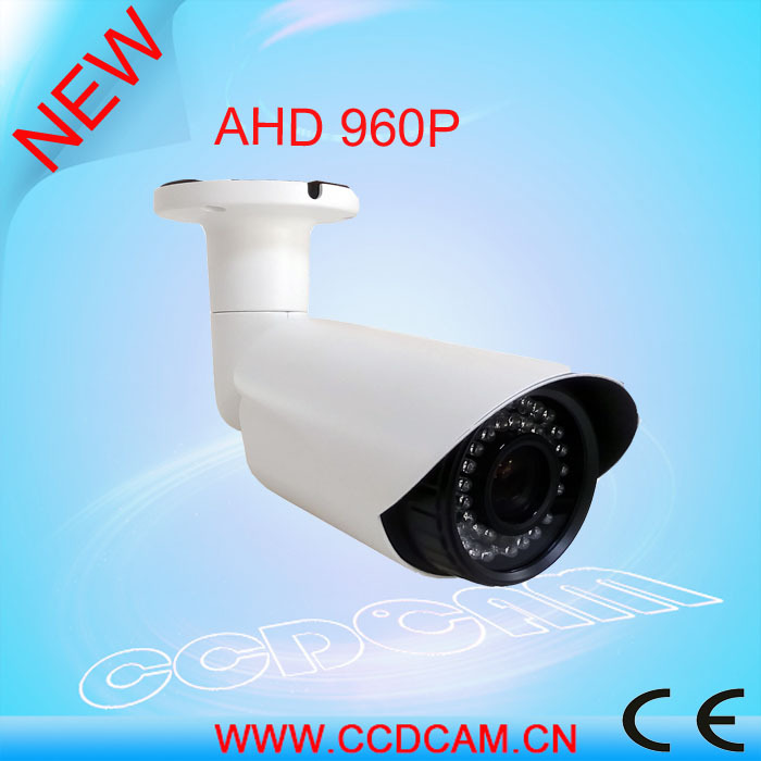 high quality ahd 960P sony cmos 1.3 MP fixed HD fixed lens h.264 infrared real time  waterproof outdoor cctv serurity camera<br>