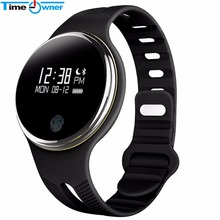 TimeOwner Bluetooth 4.0 Smart Bracelet Waterproof Sport Fitness Tracker Smart Band Pedometer Smart Wristband for Android iOS 6S