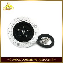 Gas Fuel Tank Cap Cover Motorcycle For YAMAHA MT MT-01 MT-25 MT-03 MT-07 MT-09 MT-10 2005 - 2017 2016 2015 2014 2013 2012 CNC(China)