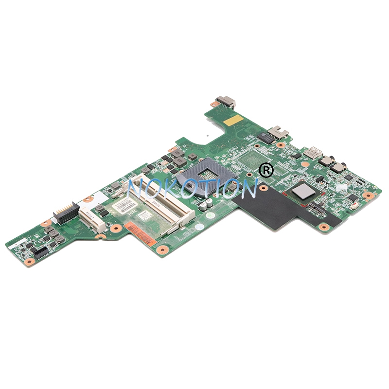 NOKOTION 646177-001 For HP Compaq Presario CQ57 CQ43 Laptop motherboard HM65
