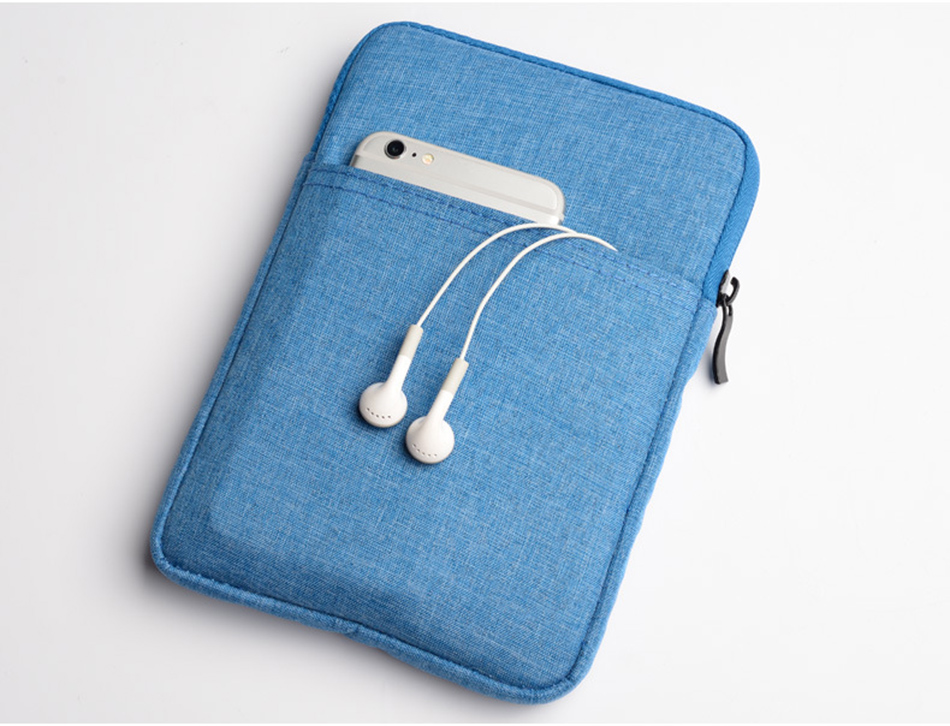 Cotton Shockproof 10.5 inch Tablet Sleeve Bag Cover Funda For iPad 10.5old version iPad234 Protective Pouch Thick Case Shell (17)