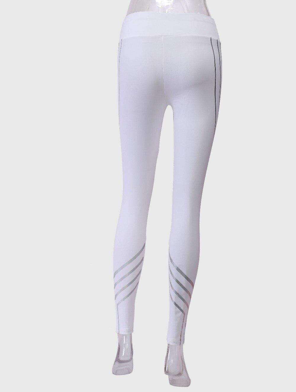 Noctilucent Women's Workout Leggings, Women's Leggings Women Fitness Night Glowing Leggings 12
