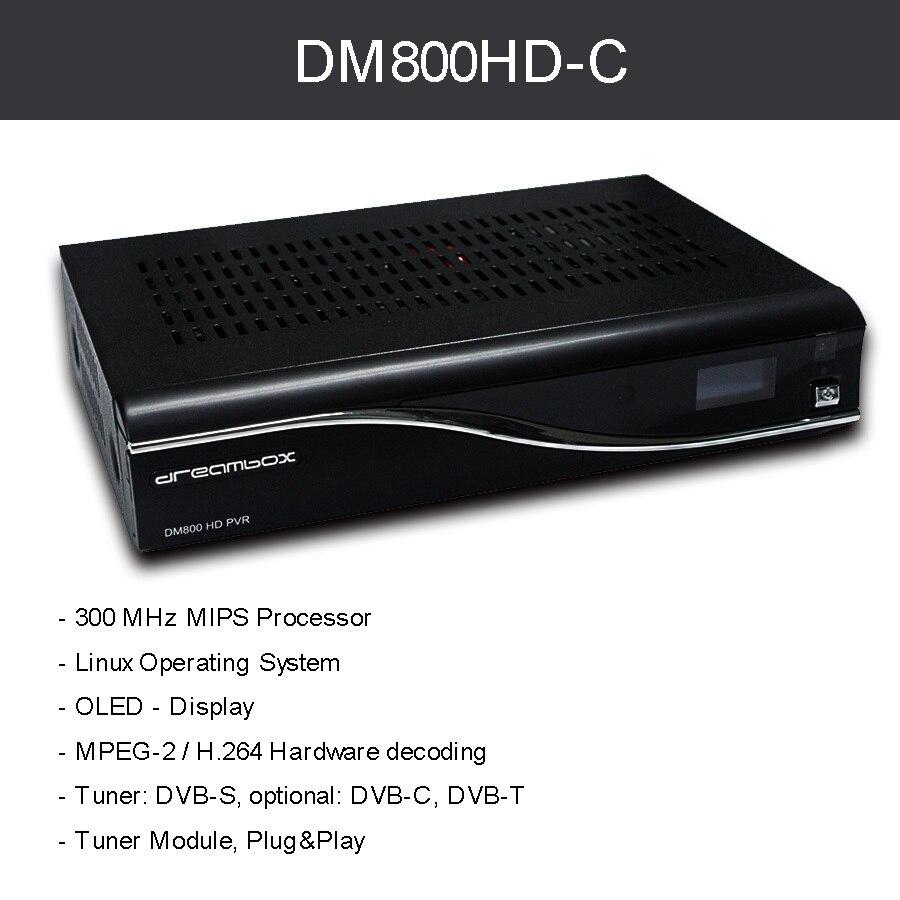 DM800 HD PVR Cable Receiver Box Pvr dvb-c cable REV M BL84 PVR Digital Satellite Receiver SIM2.01 Newdvb 800hd Pro Free shippng<br><br>Aliexpress
