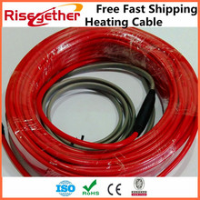 Free Fast Shipping Electric Galaxy Underfloor Heating System 850w Intelligent Wood Floor Heating China Heating Cable(China)