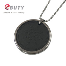 EBUTY Hot Selling Quantum Energy Pendant With Box & Card Drop Shipping
