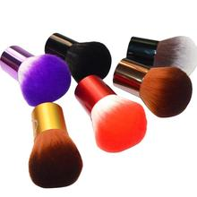 Excellent Quality Portable Makeup Cosmetic Brush Face Blush Brush Powder Brush Foundation Use Anne