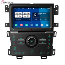 Free Shipping 9'' Quad Core S160 Android 4.4 Car DVD GPS For Edge 2013 With Multimedia Stereo Radio Video Wifi BT Mirror Link