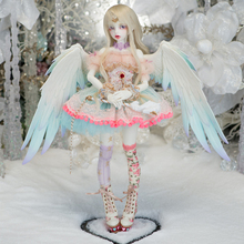 Oueneifs bjd sd doll Fairyland FairyLine Lucywen 1/4 body resin figures body model reborn girl eyes High Quality toys shop