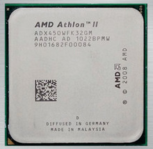 AMD Athlon II X3 450 x3 450 3.2Ghz Triple-Core Processor Socket AM3 938-pin cpu(China)